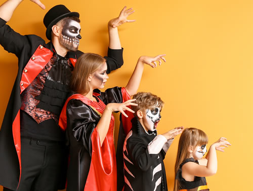 Halloween Costume Closet