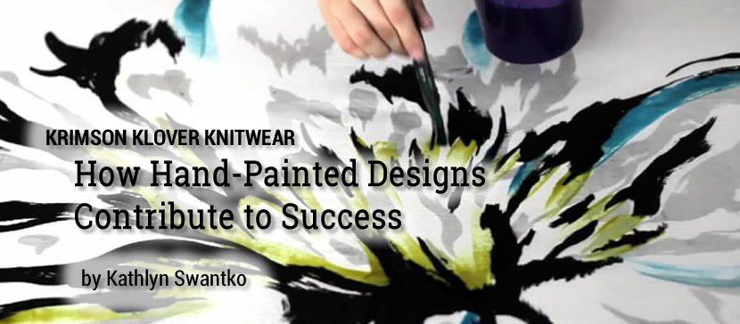 How Hand-Painted Designs Contribute to Success, by Kathlyn Swantko