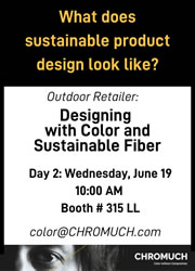 Designing with Color and Sustainable Fiber