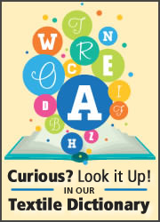 Curious? Look it up! Inour Textile Dictionary