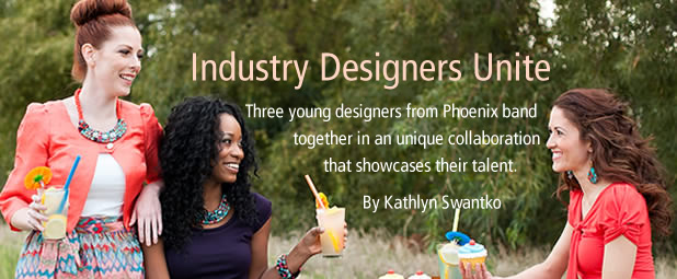Follow this story of Young designers