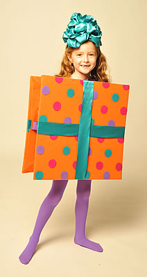 Fabriclink Gift Costume By Velcro